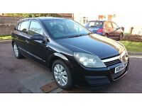 2005 Vauxhall Astra 1.7 CDTi Life, 5DR - £1200 ONO
