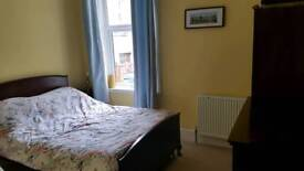 DOUBLE ROOM WITH EN SUITE FOR RENT IN SPACIOUS VICTORIAN HOUSE