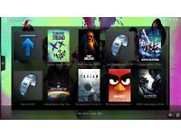 Amazon Firestick installed with Kodi 16.1,free movies, TV shows, sports, all sky channels.