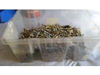 Joblot various screws