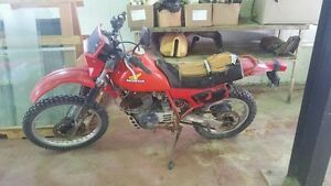 Wanted  83-89 Honda XL600