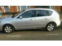 MAZDA 3 1.6 TS 1 FORMER KEEPER 1 YEARS MOT GENUIE LOW MILEAGE 49000 FREE 6 MONTHS WARRANTY