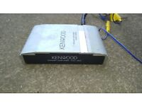 Kenwood power amp in very good condition!can deliver or post!