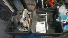 Titan saw