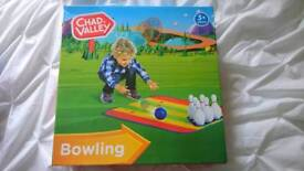 Chad Valley Bowling set