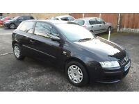 1.4 fiat stilo 3 door 2005 year petrol 58000 mile mot 12/02/18 history 3 month warranty