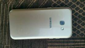 Samsung A5 on 02 network 2017