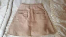 Misguided skirt size 8