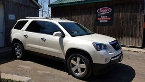 2011 GMC Acadia SLT1, Leather, Power Tailgate, 7passenger