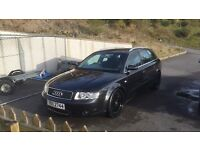 Audi A4 1.9 tdi avant 6 speed manual