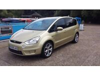 Ford S-Max 2.0 TDCi Titanium 7 SEATER, PANORAMIC ROOF, 18' ALLOY WHEELS, NAVI