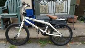 Mongoose Subject BMX Bike.