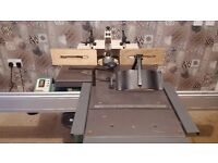 Kity 629 Spindle Moulder with sliding table