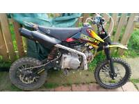 125cc stomp