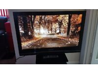 "TV Panasonic - 37"" Widescreen HD Ready With FREEVIEW - can deliver"
