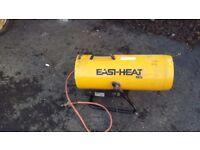 Easi heat 165 propane gas space heater