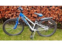 "Girls Bike 24"" Halfords Apollo ,Very Good Condition, Complete with manual"