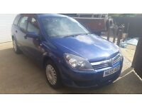 55 reg vauxhall astra estate full service history.full mot.immaculate condition