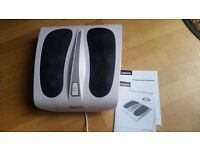 Electric Shiatsu foot massager