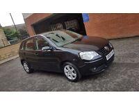 Volkswagen Polo 1.2 Match 5 doors 2008-New MOT 12 months / ONLY 65K MILLAGE