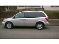 2006 Chrysler voyager 2.8 automatic