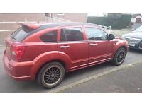 for sale dodge caliber 1.8 petrol