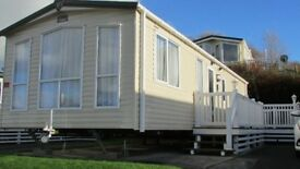 Well equipped Holiday Caravan at Waterside holiday park and spa, Weymouth, Dorset