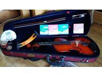 3/4 & 4/4 stentor violin