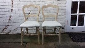 2 Bedroom Chairs