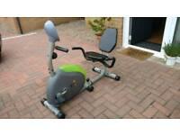 Recumbent Exercise Bike. £40 for quick sale.