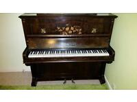 Free beautiful upright piano - must collect this week