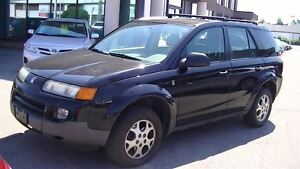 2003 Saturn VUE AWD WITH LEATHER & MOONROOF