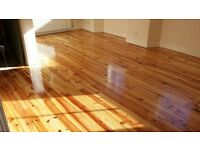 floor sanding/fitting and decorating services