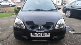 Honda Civic 04, Quick sale - sold as seen - Low mileage great runner