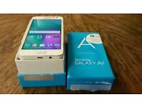 Samsung galaxy A3 16gb +Free sd card factory Unlocked good use condition boxed