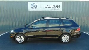 2013 Volkswagen Golf Wagon 2.5L