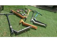 Scooter parts