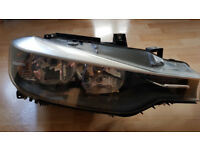 BMW F30 halogen headlights