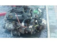 Vauxhall astra 1.7 dti engine and gearbox