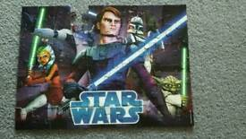 Star wars 50 piece jigsaw puzzle for 4+ yrs