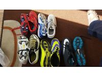 Boys football boots. Slightly used , almost new.