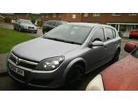 vauxhall astra mk5 new shape 1.4 twinport low mileage long mot ideal first car
