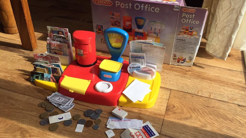 Post Office set toy