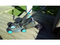 Einhell 1000w electric rotary lawnmower