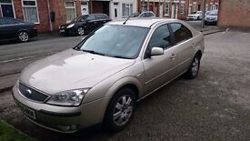 Ford Mondeo 1.8 year 2005