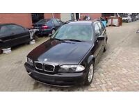 Breaking for parts ---2005 BMW 320D E46 TOURING AUTOMATIC