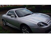 MG TF 1.8 2003 (53 Reg) 35000 miles