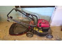 Mountfield petrol lawnmover RV40 150cc