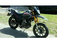 Keeway TX125