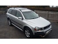 VOLVO XC90 D5 *7 SEATER* FULL MOT ** IMMACULATE EXAMPLE **